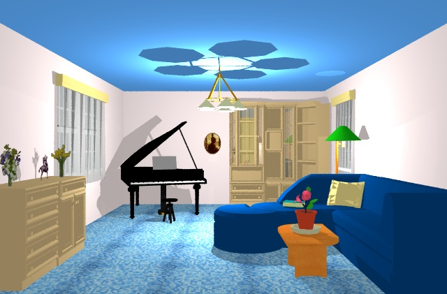 Myhouse home design projects in full 3 d color for My house design software